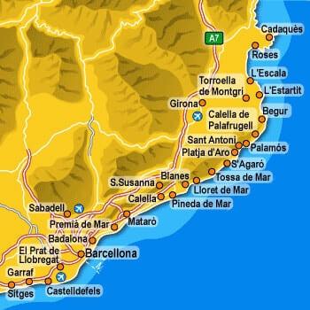 Villa De Vacances Espagne Locations Villa Costa Brava Location Vacances Lloret Del Mar